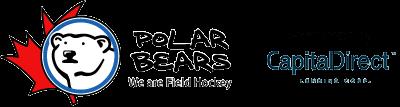 Polar Bears Field Hockey Logo